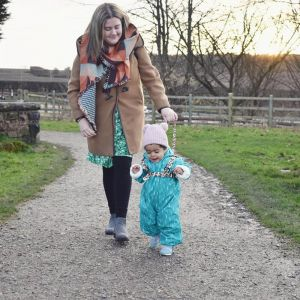 Down on the Farm | Leopard Print Baby Reins by ONK